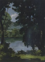the river bank - sold by alexander farnham