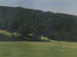 baltusrol golf course, springfield, nj by alexander farnham