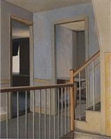 stair landing by alexander farnham