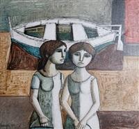 two girls by lucio ranucci