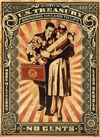 proud parents by shepard fairey