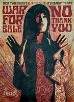 war for sale by shepard fairey