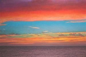 fauve sky by david jenks
