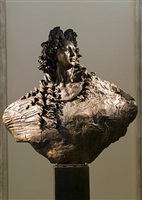 mujer de piedra iii by javier marin
