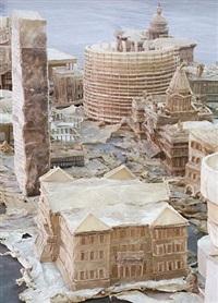 super structure by liu wei