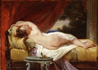 odalisque by françois edouard picot