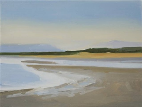 beach by maureen gallace