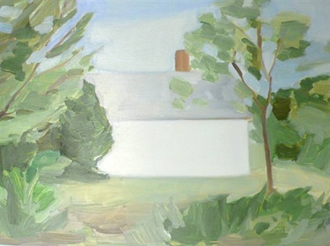 summer cottage by maureen gallace