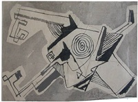 untitled (horse) by béla kádár