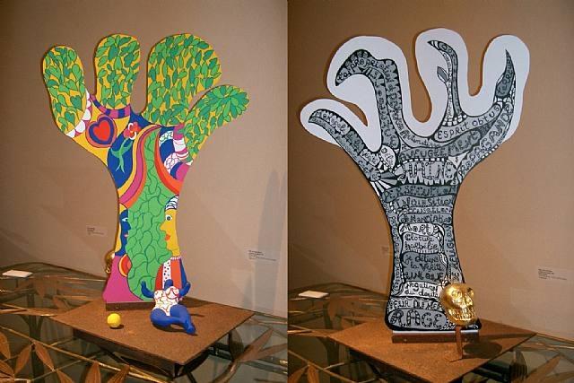 arbre de la liberté by niki de saint phalle