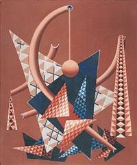 triangles by edward alexander wadsworth