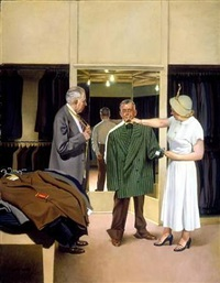 the clothing store by john philip falter
