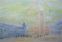 la campanile place san marco by jean fusaro