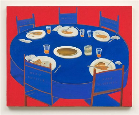 pancake dinner by nicole eisenman
