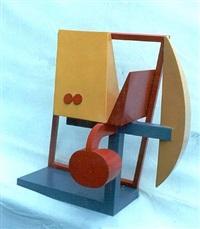 factor de equilibrio by manuel felguérez