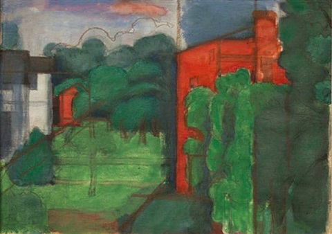 irvington union by oscar florianus bluemner