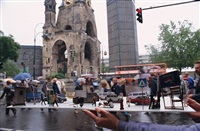 the third street, gedächtniskirche berlin by chen shaoxiong