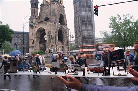 the third street, gedächtniskirche berlin by chen shaoxiong