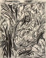 untitled (forte – octobre) by andré masson