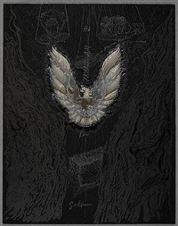 guardian of the veil: trans am by matthew barney