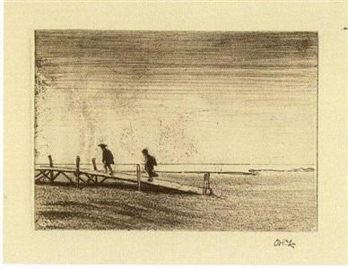 bei enoshima by emil orlik