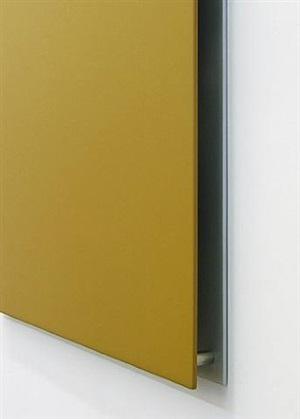 parallel (atlas: english ochre) - detail by tom benson
