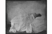 woman in bed by hiromitsu morimoto