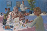 the minor delights of jules deloffre i, seafood by toby ward