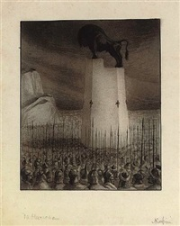 the army by alfred kubin