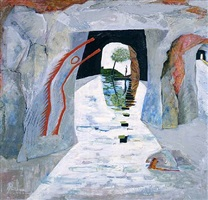 cave ii by mary frank