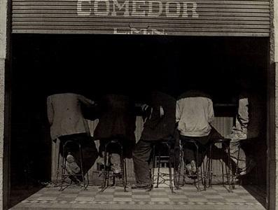 the crouched ones / los agachados by manuel alvarez bravo