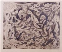 cr 1078 (p16) by jackson pollock