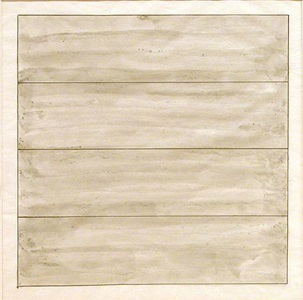 agnes martin works on paper by agnes martin
