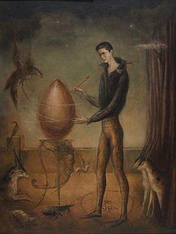 quería ser pájaro by leonora carrington