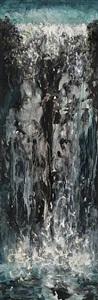 maggi hambling waves and waterfalls by maggi hambling