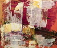 small painting mid-2007 by zhu jinshi