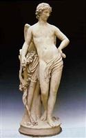 cupidon by gilles lambert godecharle