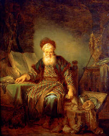 the miser by jean-baptiste le prince