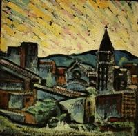 hochelaga (sold) by marc-aurèle fortin