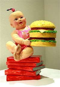 welcome! welcome! (baby on books) by luo brothers