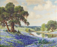 springtime in texas by dollie nabinger