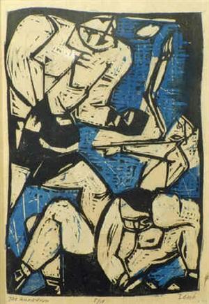 the knockdown by joseph zenk