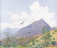 pulliam peak by frank gervasi