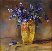 bluebonnet still life by berla emeree