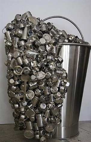 spills by subodh gupta