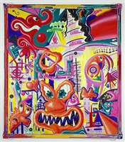 the days of our lives by kenny scharf