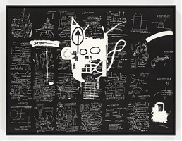untitled by jean-michel basquiat