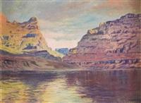 lake mead, arizona by elmer l. boone