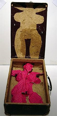 memory box by al (alfred earl) hansen
