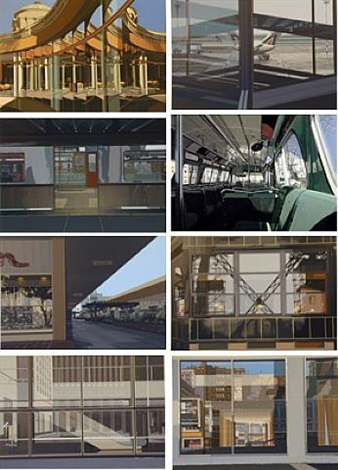 urban landscapes iii<br>complete portfolio by richard estes